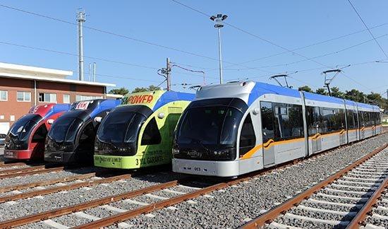 Büyükşehir'in Otobüs, Antray ve Nostalji Tramvayı bayram boyunca yüzde 50 indirimli