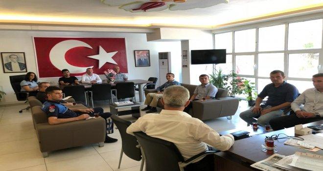 Büyükşehir Soma'daki Personeliyle Buluştu