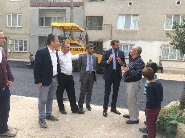 GÜRSU'DA YENİLENME HAMLESİ