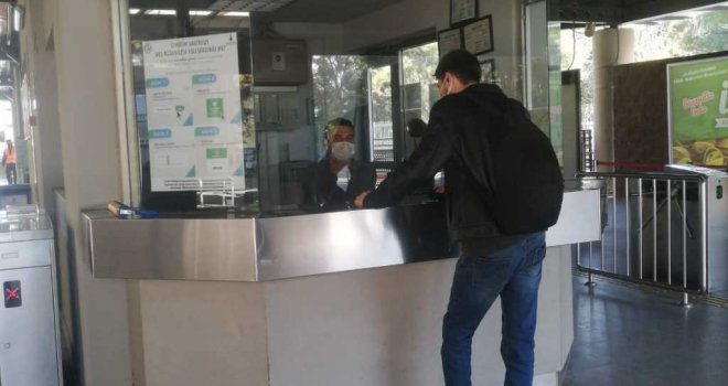ESHOT'tan Bornova'ya İzmirim Kart merkezi