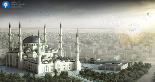 Maneviyat ve kültür merkezi olacak