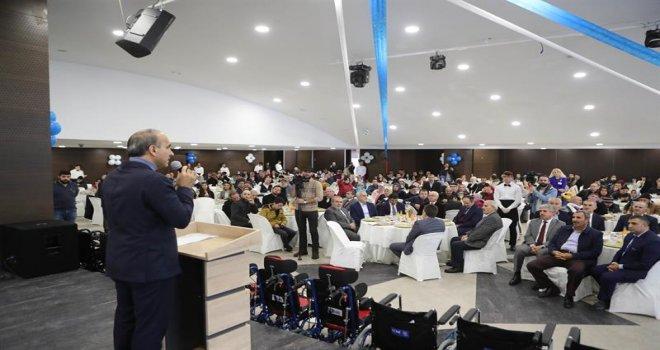 Arnavutköy Belediyesi Engelleri Aşıyor