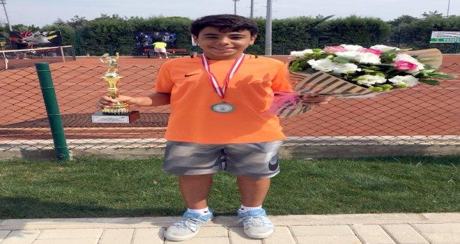 Osmangazili Raketten Altın Madalya