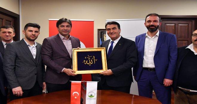 Osmangazi'de Sosyal Denge Protokolü İmzalandı