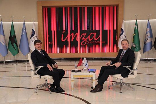 Türel: 'Dünya şehri Antalya için ilk günkü aşkla çalışıyoruz'