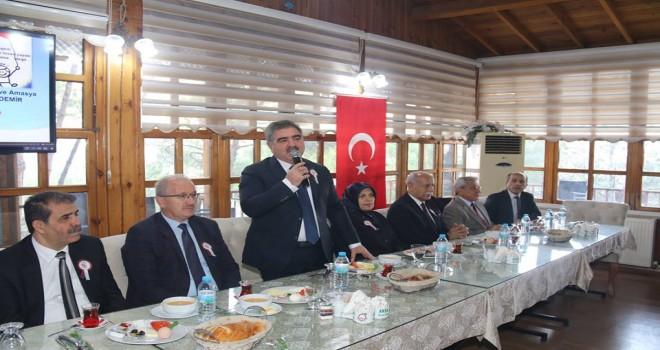 Başkan Özdemir '' Engelli Olmak Hayatı Yaşamak İçin Engel Değildir''