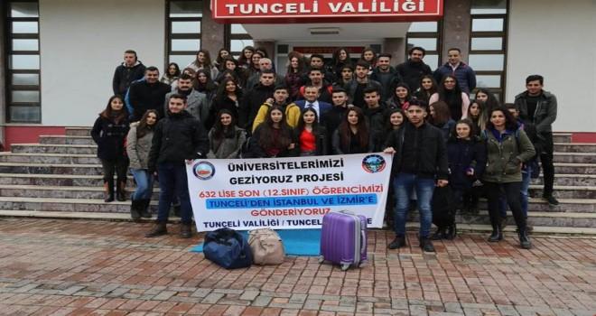 Öğrencilere Motivasyon Gezisi