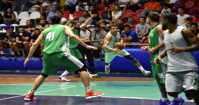 Turnuva Şampiyonu Büyükşehir