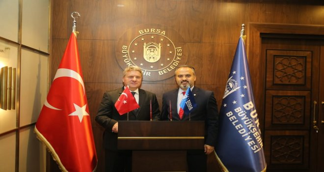 Konuk Cumhurbaşkanı Bursa'da çocukluğunu hatırladı