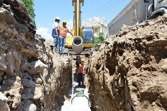 ASAT Antalya'yı kanalizasyon ağı ile ördü