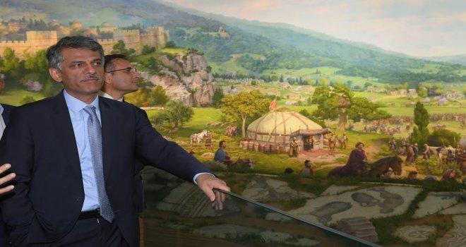 Bakan Yardımcısı Alpaslan'dan Fetih Müzesi'ne Övgü