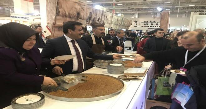 Diyarbakır Büyükşehir Belediyesi, 22. EMİTT Fuarında