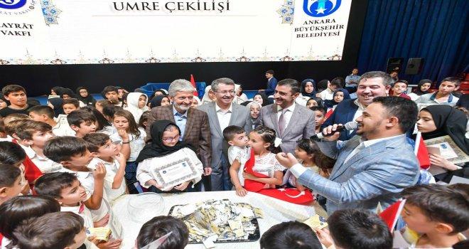 BAŞKAN TUNA'DAN KUR'AN-I KERİM ÖĞRENEN ÇOCUKLARA SERTİFİKA