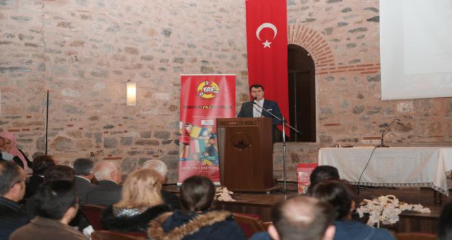 Osmangazi'de Öğretmenlere Atık Pil Toplama Semineri