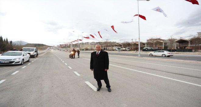 Büyükşehir'den havaalanı gibi çevre yolu