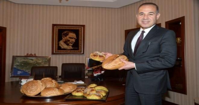 Adanalı İçin 11 Çeşit Ekmek