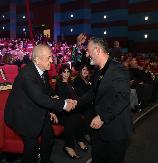 23. Sadri Alışık Tiyatro ve Sinema Oyuncu Ödülleri!