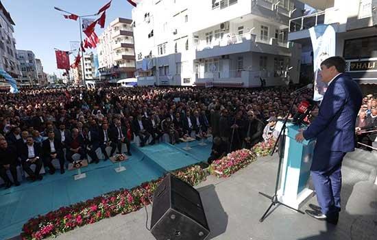 Türel : ''Manavgat'a huzur gelecek''