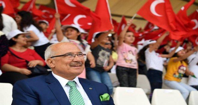 Başkan Kocamaz?dan 23 Nisan Ulusal Egemenlik ve Çocuk Bayramı Mesajı