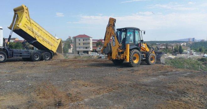 Bayram Sonrası Ümraniye'de Toplu Temizlik ve Dezenfekte İşlemleri Yapıldı