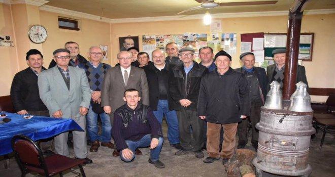 Başkan Kadir Albayrak'tan Akçahalil Mahallesi'ne Ziyaret