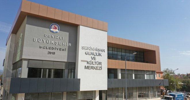 Büyükşehir'den Serinhisar'a örnek tesis