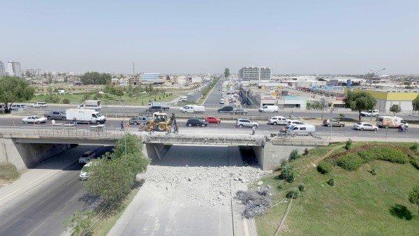 D-400 Karayolu, Köprü Onarım Çalışması Nedeniyle 20 Gün Kapalı