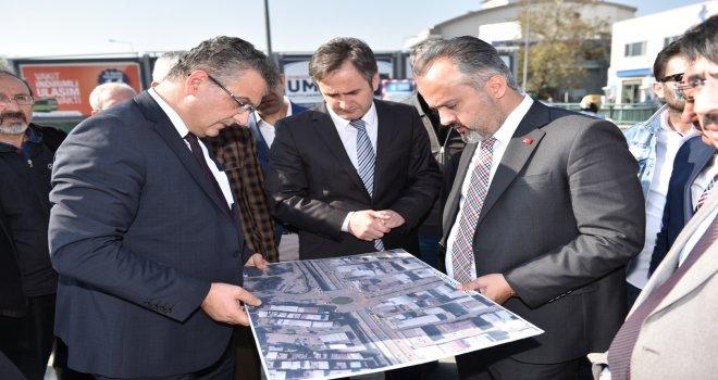 Ulaşımda 'İhtisas' da yapıldı