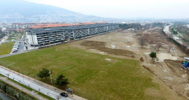 Osmangazi'den Bursa'ya Yakışacak Millet Bahçesi