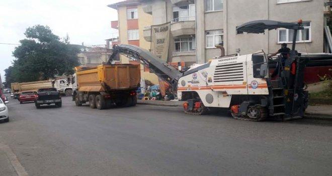 Büyükşehir Belediyesi yollarda tarih yazıyor