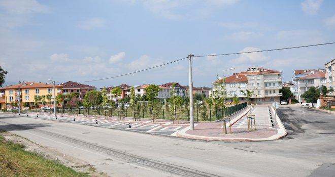Mesudiye Mahallesine Yeni Yaşam Alanı