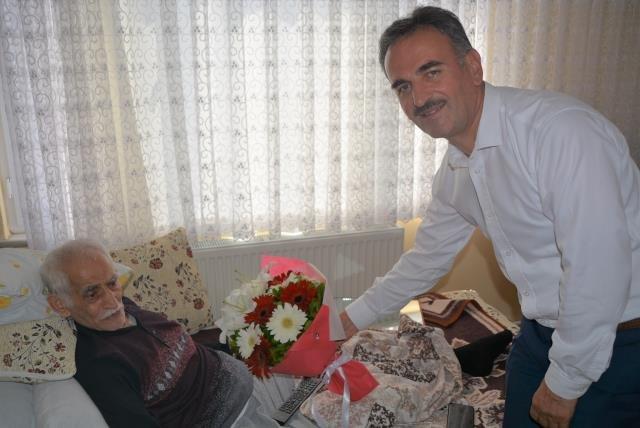 ŞEHİT AİLELERİNE '15 TEMMUZ' ZİYARETİ