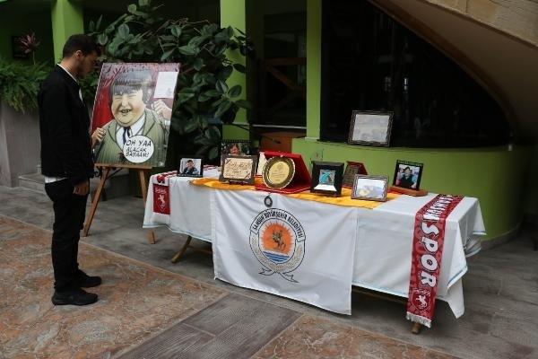 Yeşilçam'ın Şişko Nuri'si Kent Müzesi'nde Yaşatılacak