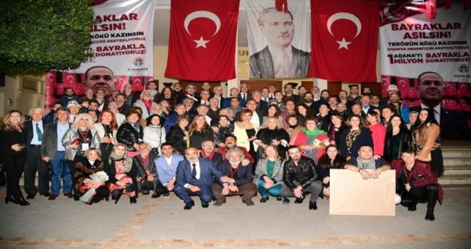 2.Uluslararası Türk Dünyası Sanat Çalıştayı Resim Sergisi Açıldı