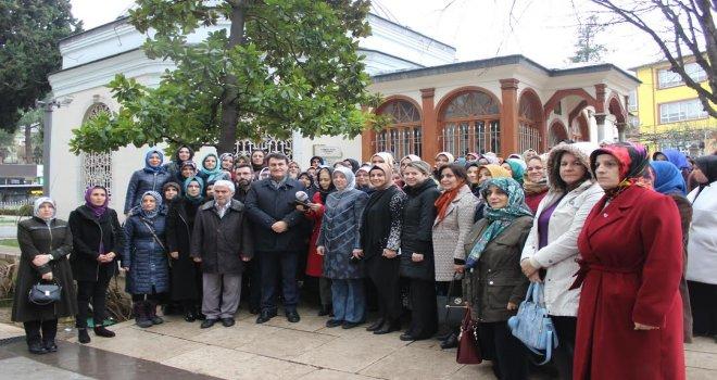 Osmanlı'nın 720'inci Kuruluş Yıldönümünde Ecdada Saygı