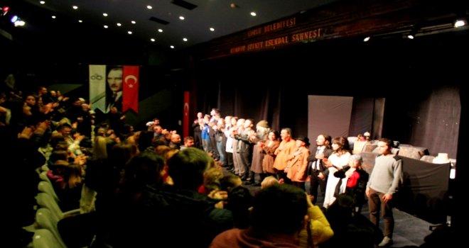 Tekirdağ Büyükşehir Belediyesi'nin Kültür Sanat Etkinlikleri Devam Ediyor