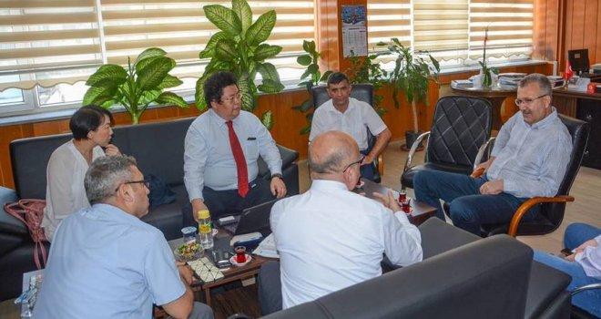 Karacabey'den Türkiye'ye örnek olan mesleki eğitim projesine Mitsubishi Electric desteği