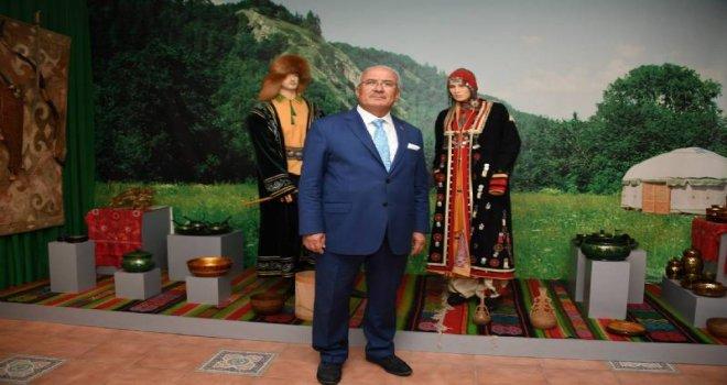 Başkan Kocamaz, ''Müzeler, Bir Milletin Ortak ve Tarihi Hafızasıdır''
