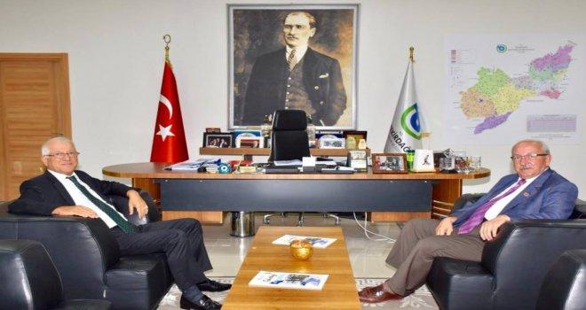 Tekirdağ Vali Yardımcısı Lütfullah Gürsoy'dan Ziyaret