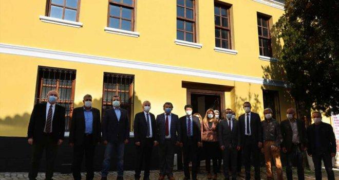 Büyükşehir'den Türk-İslam kültürüne büyük hizmet