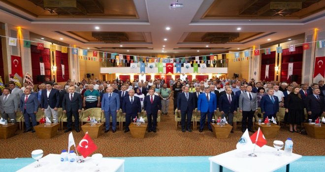 Başkan  Kafaoğlu Medeniyet Kongresine katıldı