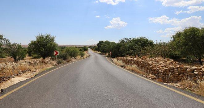 Mardin yol ağının büyük bölü...