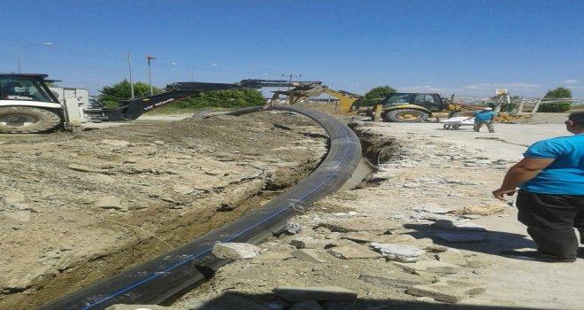 BASKİ Genel Müdürlüğü Gömeç İlçesi Karaağaç Mahallesinde yaşanan su sıkıntısının çözüme kavuşmasıyla ilgili çalışmaların hummalı bir şekilde devam ettiğini açıkladı.