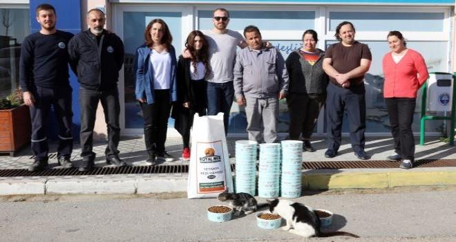 Mudanya'da 'hayat paylaşınca güzel'