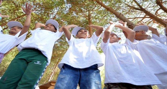 Gençlik Kampı Yeni Dönem Öğrencilerini Ağırlıyor