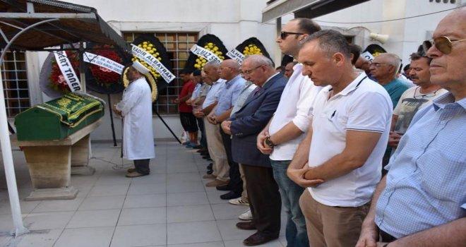Başkan Albayrak Öznur Taner'in Cenaze Törenine Katıldı