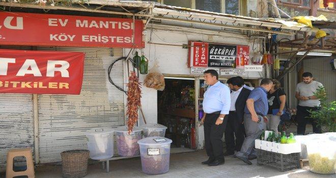 Tahtakale Çarşısı'na Yeni Yüz
