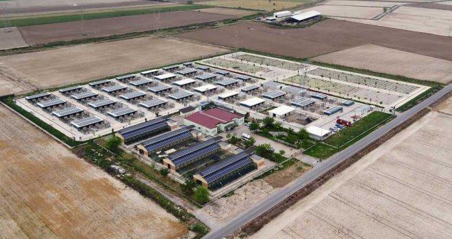 İzmir'de dört tesisin çatısına güneş paneli kuruldu