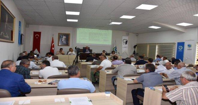 Eylül Ayı Olağan Meclis Toplantısı Gerçekleşti
