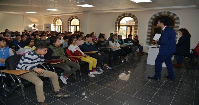 Büyükşehir'den öğrencilere çocuk hakları eğitimi